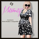 LEGENDAIRE MATERNITY DRESS gift