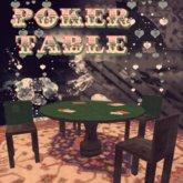 BT Poker Table - HotStuff BOX