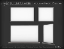[AC] Modern Retail Displays V.1