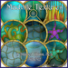 Madville Textures - Stained Glass Sea