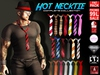 CA PROMO SAVE 75% AESTHETIC HOT NECKTIES FAT PACK