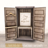 ionic Rustic Stall (full version)