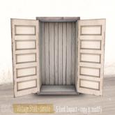 *ionic* Vintage Stall . simple