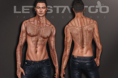 Letis Tattoo :: Jaluit Chief :: Tattoo & Appliers
