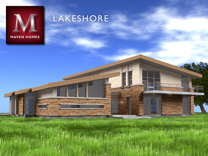 The Lakeshore Contemporary Home - Unfurnished