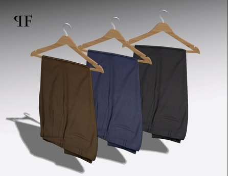 Hanging pants 002
