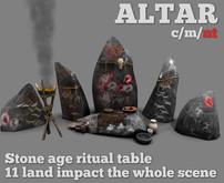PFC~Altar