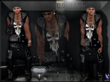 {RC}Aesthetic Go hard Outfit