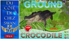 Moving Crocodile - Mesh 1 L.i.