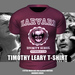 *Guarded Cross** Timothy Leary T-Shirt
