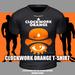 * Guarded Cross * Clockwork Orange T-Shirt