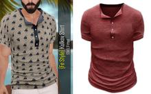 {Fe Style} Kulkov Shirt Red