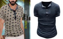{Fe Style} Kulkov Shirt Navy