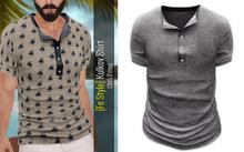 {Fe Style} Kulkov Shirt Gray