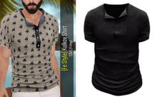 {Fe Style} Kulkov Shirt Black