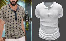 {Fe Style} Kulkov Shirt White