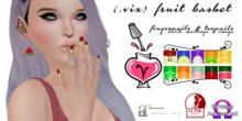 (.vix) Fruit Basket - Maitreya/Slink/Omega