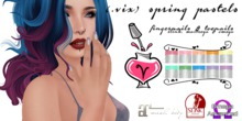 (.vix) Spring Pastels - Maitreya/Slink/Omega