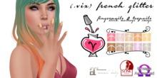 (.vix) French Glitter - Maitreya/Slink/Omega