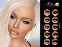 SiNeL:Smokey Eyelashes/Eyeshadow-Catwa Appliers