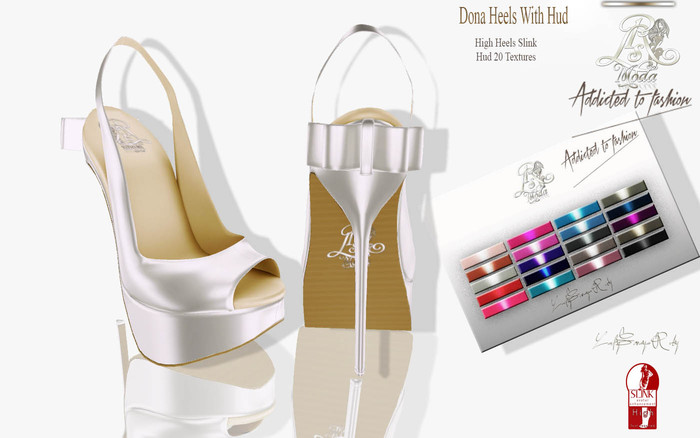 LSR - Dona Heels With Hud