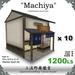 Japanese Machiya typeA 10set
