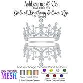 Ashbourne & Co. Girls of Brythony & Caer Llyr Tiara