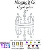 Ashbourne & Co. Elegant Spires Tiara