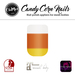 ChiMia:: Candy Corn Nail Appliers (Maitreya, Omega, Slink)