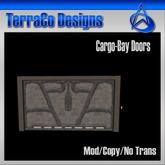 TerraCo Cargobay Door