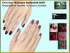 Bliensen + MaiTai - Cherries - Maitreya Nailpolish HUD nail applier