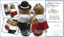 """Sway`s """"Cookie Bears"""" - first love"""