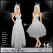 [Wishbox] Luminary - Celestial Goddess Fae Dress w/ Wings, Crown, Scepter & Gown Fairy Fantasy