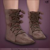 *MUKA* Ceres Boots Cream