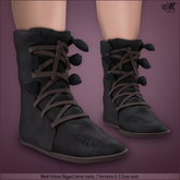 *MUKA* Ceres Boots Black