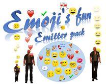 BE*Emoji Fun Pack volume 1
