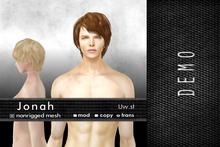 Uw.st  ::DEMO::  Jonah-Hair