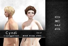 Uw.st  ::DEMO::  Cyndi-Hair