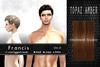 Uw.st Francis-Hair M-Topaz amber