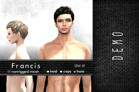 Uw.st  ::DEMO::  Francis-Hair