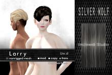 Uw.st   Larry-Hair  Silver wolf