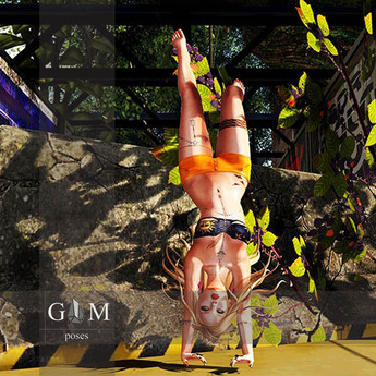 +gemposes+ - Handstand -