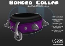 [BI] Bonded Collar/Cuffs