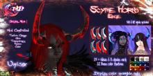 [][]Trap[][] Scythe Horns Edge(boxed)