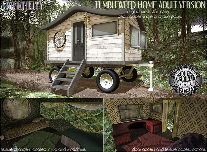 Violetility - Tumbleweed House [ADULT]