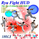 :[F.A.A]: 026-Ryu Fight HUD