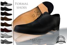 -NU- Formal Shoes FATPACK