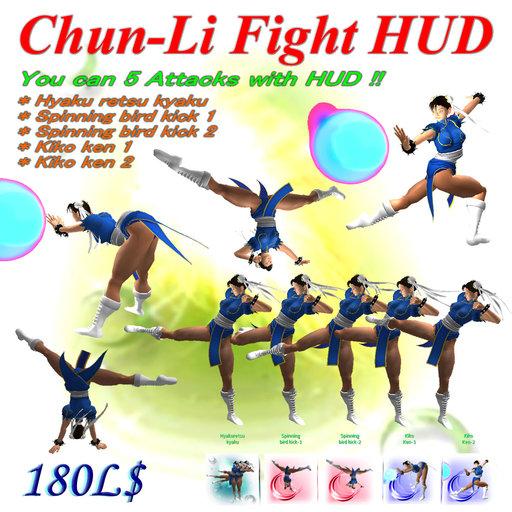:[F.A.A]: 025-Chun-Li Fight HUD