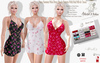 LSR - Sexy Summer Mini Dress Shayle Patterns With Hud MB & Clas