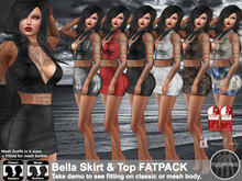 Bella Outfit FATPACK